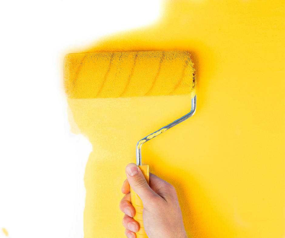 Yellow Paint with Roller.png